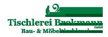 Tischlerei Brokmann GmbH – Ihre Bau- & Möbeltischlerei
